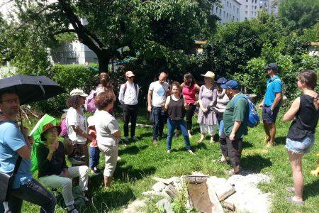 apéro vert évènement genève cultive conseil jardinage agriculture urbaine potager urbain collectif commun